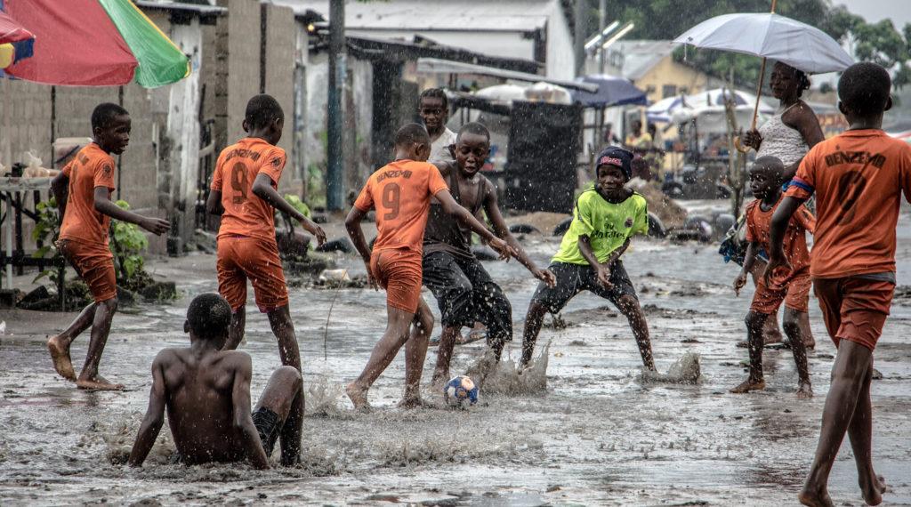 Kinshasa Dareck Tubazaya