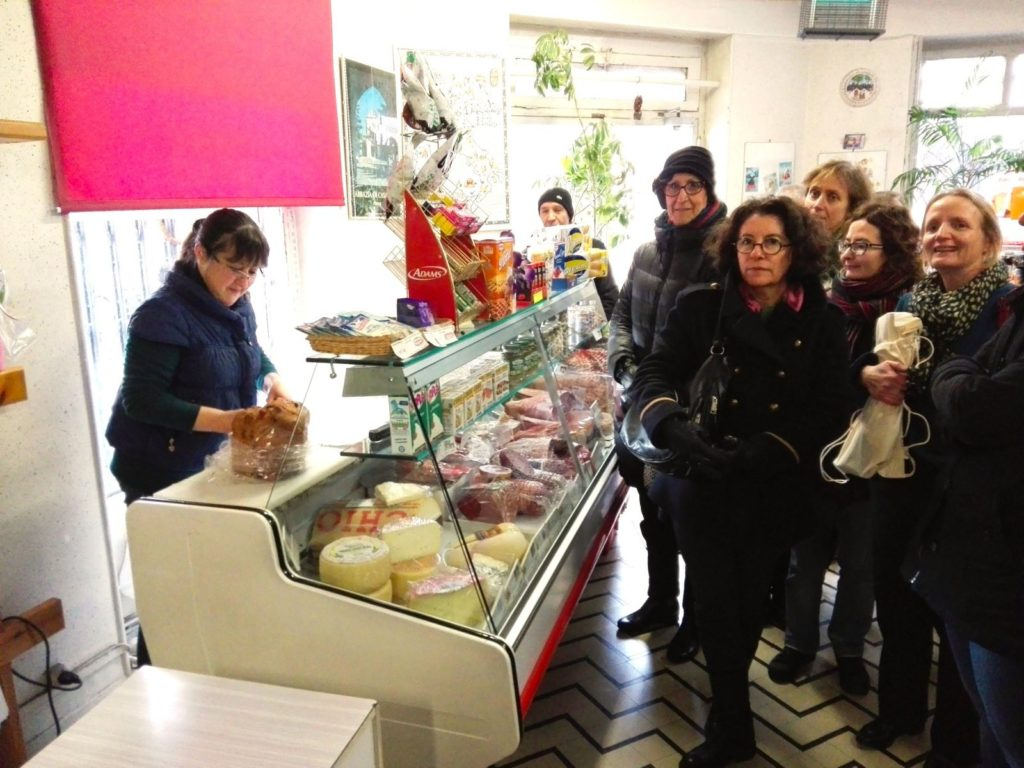 L'épicerie Ciao Italia