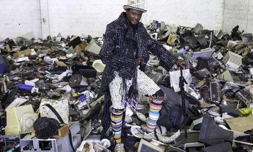 Kinshasa Maurice Mbikayi
